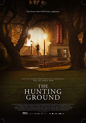 movie poster of The Hunting Ground
