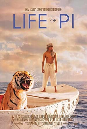 Life of Pi streaming (where to watch online?)