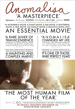 Anomalisa streaming (where to watch online?)