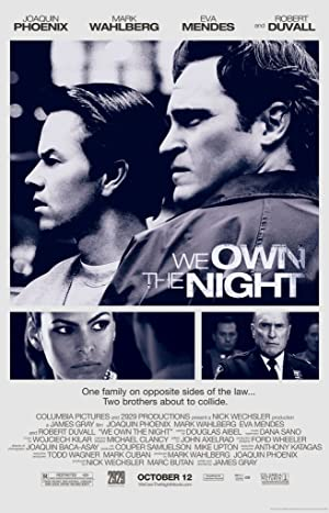 We Own the Night streaming (where to watch online?)