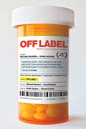 movie poster of Off Label