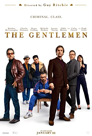 The Gentlemen streaming (where to watch online?)