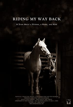 movie poster of Riding My Way Back