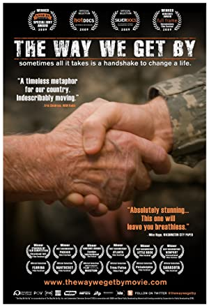 movie poster of The Way We Get By