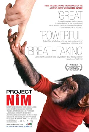 movie poster of Project Nim