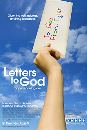 movie poster of Letters to God