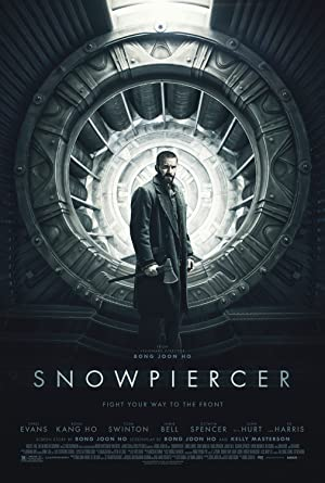 movie poster of Snowpiercer
