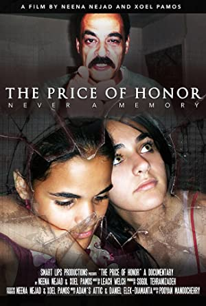 movie poster of The Price of Honor
