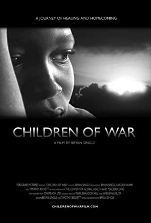movie poster of Children of War