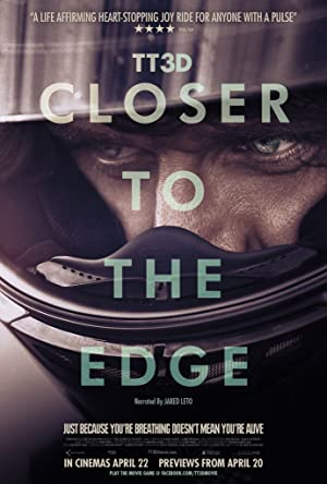 movie poster of TT3D: Closer to the Edge