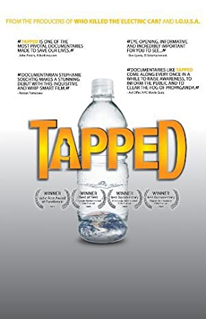 movie poster of Tapped