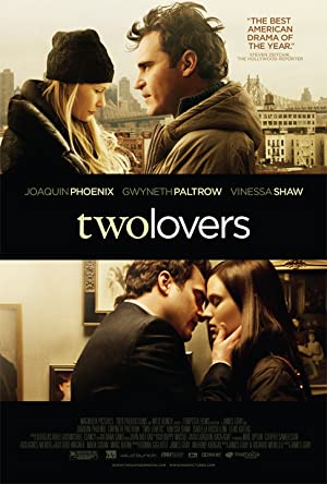 movie poster of Two Lovers