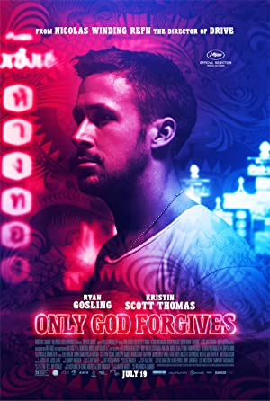 movie poster of Only God Forgives