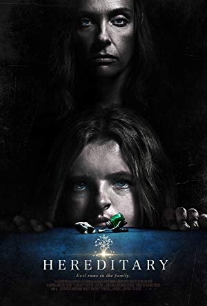 movie poster of Hereditary