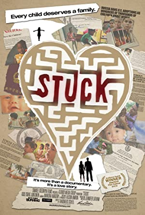 movie poster of Stuck