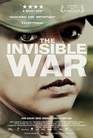 movie poster of The Invisible War