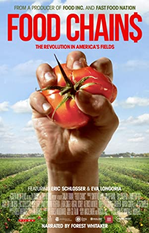 movie poster of Food Chains