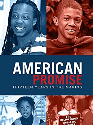 movie poster of American Promise