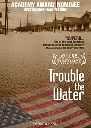 movie poster of Trouble the Water