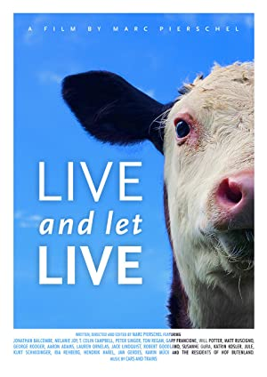 movie poster of Live and Let Live