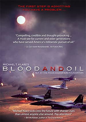 movie poster of Blood and Oil