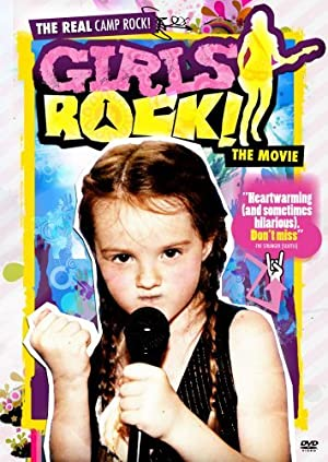 movie poster of Girls Rock!