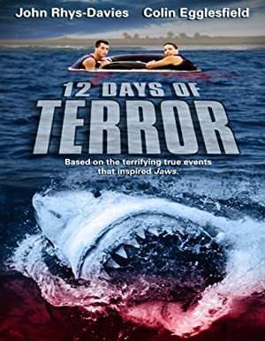 movie poster of 12 Days of Terror