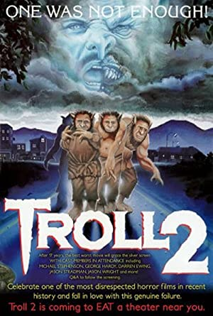movie poster of Troll 2