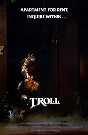 movie poster of Troll