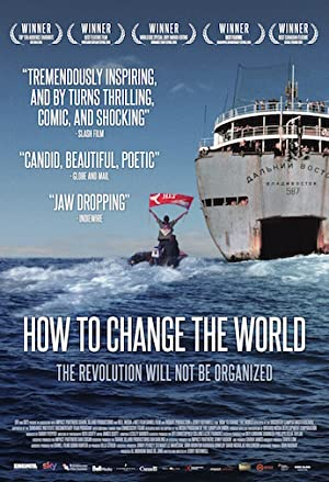 movie poster of How to Change the World