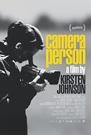 movie poster of Cameraperson