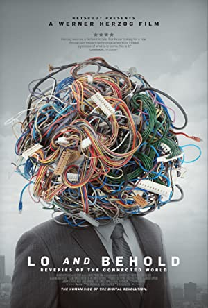 movie poster of Lo and Behold: Reveries of the Connected World