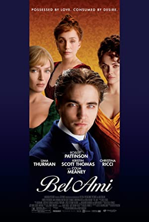 movie poster of Bel Ami
