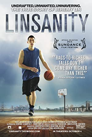 movie poster of Linsanity