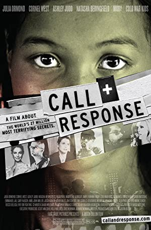 movie poster of Call + Response