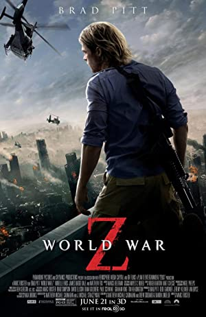 movie poster of World War Z
