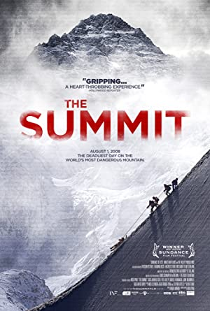 movie poster of The Summit