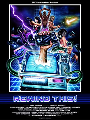 movie poster of Rewind This!
