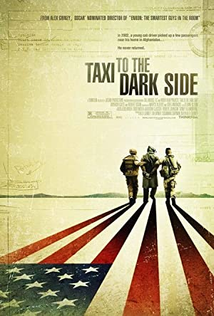 movie poster of Taxi to the Dark Side