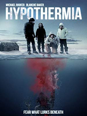movie poster of Hypothermia