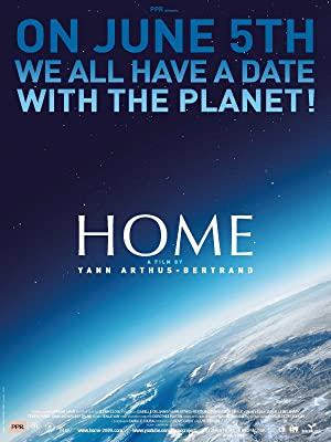 movie poster of Home