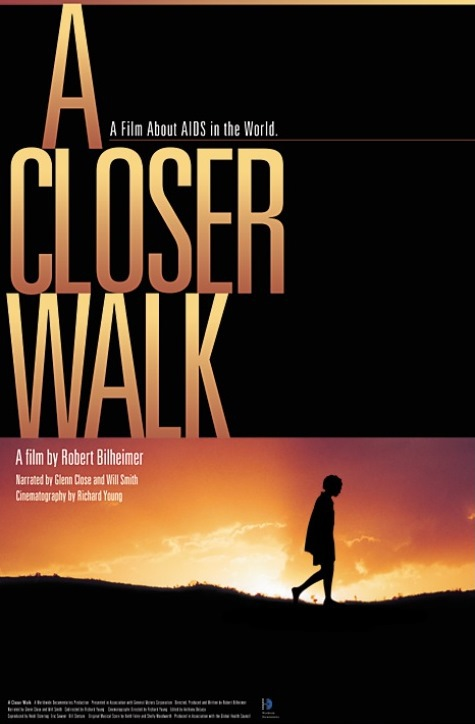 movie poster of A Closer Walk