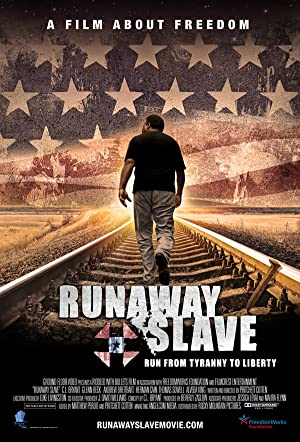 movie poster of Runaway Slave