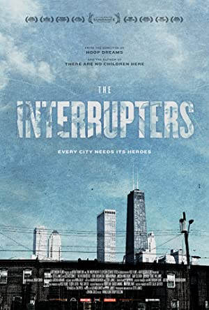 movie poster of The Interrupters
