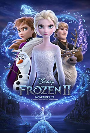 movie poster of Frozen 2