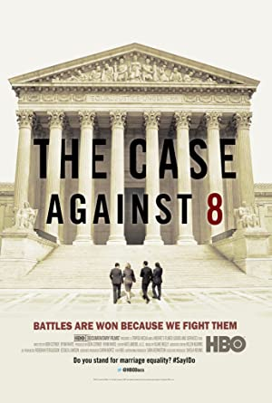 movie poster of The Case Against 8