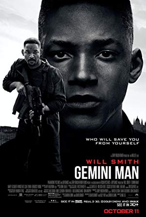 movie poster of Gemini Man