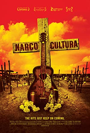 movie poster of Narco Cultura