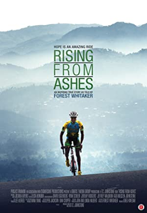 movie poster of Rising from Ashes