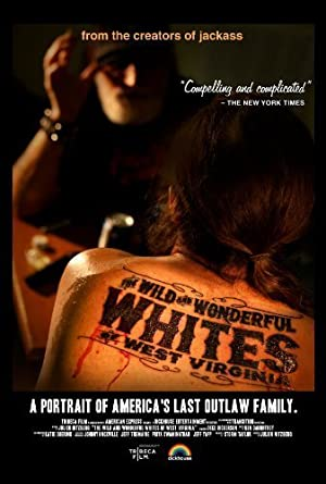 movie poster of The Wild and Wonderful Whites of West Virginia